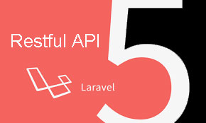 Create restful Api using Laravel 5 with resourceful routes example