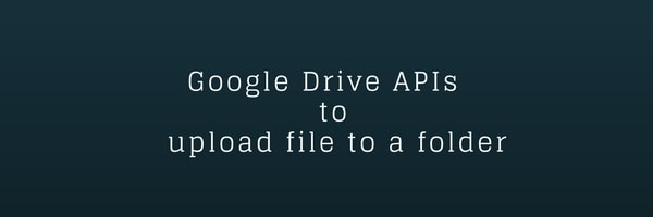 Laravel PHP Create Folder and Upload file to google drive with access token