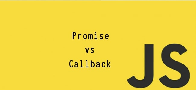 What is difference between Callback and Promise in Javascript with example